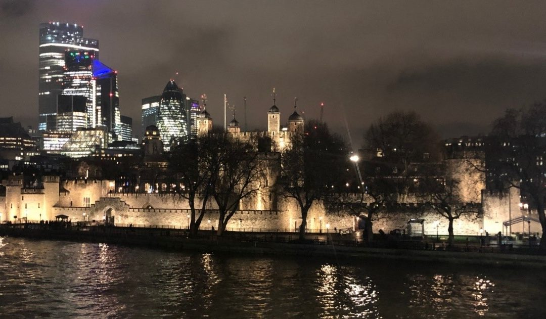 Build Africa joins forces with Street Child + Christmas Carols at The Tower of London